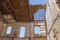 Καταστροφές ενός παλαιού εργοστασίου Στοκ Φωτογραφίες
