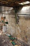 καταστροφές εργοστασί&omega Στοκ φωτογραφία με δικαίωμα ελεύθερης χρήσης
