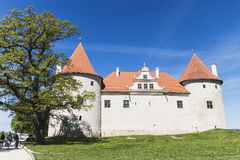καταστροφές κάστρων Στοκ φωτογραφίες με δικαίωμα ελεύθερης χρήσης