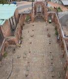 Καταστροφές καθεδρικών ναών του Κόβεντρυ Στοκ εικόνες με δικαίωμα ελεύθερης χρήσης