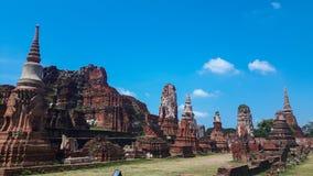Καταστροφές και αρχαίοι ναοί στοκ φωτογραφία με δικαίωμα ελεύθερης χρήσης