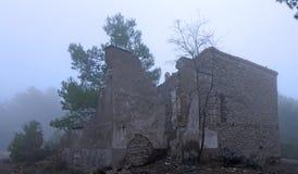 καταστροφές οικοδόμηση&si Στοκ φωτογραφία με δικαίωμα ελεύθερης χρήσης