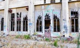 Καταστροφές σταθμών παραγωγής ηλεκτρικού ρεύματος Fremantle: Δυτική Αυστραλία Στοκ εικόνες με δικαίωμα ελεύθερης χρήσης