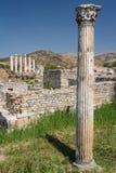 Καταστροφές της αρχαίας πόλης Aphrodisias Στοκ εικόνα με δικαίωμα ελεύθερης χρήσης