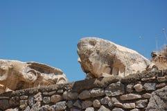 Καταστροφές της αρχαίας πόλης Ephesus, Τουρκία Στοκ Φωτογραφίες