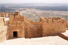 Καταστροφές της αρχαίας πόλης Palmyra - της Συρίας Στοκ φωτογραφία με δικαίωμα ελεύθερης χρήσης
