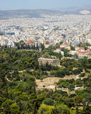 Καταστροφές της Ελλάδας Στοκ φωτογραφίες με δικαίωμα ελεύθερης χρήσης