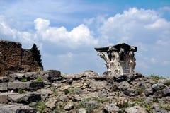 Καταστροφές της Πομπηίας, Ιταλία στοκ εικόνες