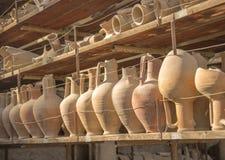 Καταστροφές της Πομπηίας - Ιταλία Στοκ Εικόνες