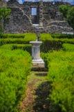 Καταστροφές της Πομπηίας στοκ φωτογραφίες
