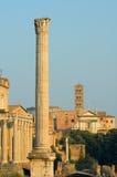 Καταστροφές της Ρώμης Στοκ εικόνες με δικαίωμα ελεύθερης χρήσης