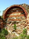 Καταστροφές της antic ελληνικής πόλης Histria Στοκ φωτογραφία με δικαίωμα ελεύθερης χρήσης