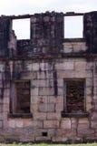 Καταστροφές του σπιτιού ψαμμίτη στοκ φωτογραφίες με δικαίωμα ελεύθερης χρήσης