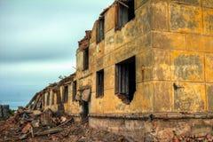 καταστροφές Στοκ εικόνες με δικαίωμα ελεύθερης χρήσης