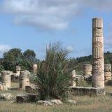 Καταστροφές Ancients σε Cirene Στοκ εικόνες με δικαίωμα ελεύθερης χρήσης