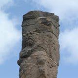 Καταστροφές Ancients σε Cirene Στοκ Φωτογραφία