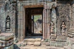 Καταστροφές Angkor Στοκ Φωτογραφίες