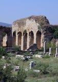 Καταστροφές Aphrodisias Στοκ Εικόνες