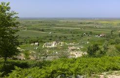 Καταστροφές Apollonia Στοκ Εικόνες
