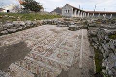 Καταστροφές Archeological Odrinhas Στοκ φωτογραφία με δικαίωμα ελεύθερης χρήσης
