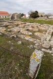 Καταστροφές Archeological Odrinhas Στοκ εικόνες με δικαίωμα ελεύθερης χρήσης