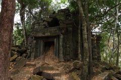 Καταστροφές Beng Mealea, Angkor, Καμπότζη Στοκ Φωτογραφίες