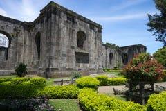 Καταστροφές Cartago στη Κόστα Ρίκα Στοκ Εικόνα