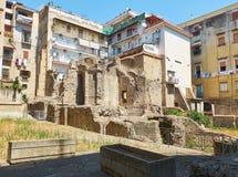 Καταστροφές Chiesa del Carminiello AI Mannesi της εκκλησίας Ιταλία Νάπολη Στοκ φωτογραφία με δικαίωμα ελεύθερης χρήσης