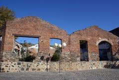 Καταστροφές Colonia del Σακραμέντο Στοκ Εικόνα