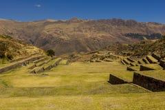Καταστροφές Cuzco Περού Tipon Στοκ φωτογραφίες με δικαίωμα ελεύθερης χρήσης