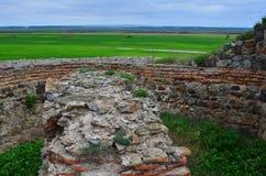 Καταστροφές Dinogetia Στοκ εικόνες με δικαίωμα ελεύθερης χρήσης