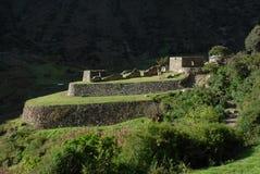 Καταστροφές Inca Στοκ Φωτογραφίες