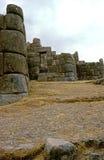 Καταστροφές Inca Στοκ εικόνα με δικαίωμα ελεύθερης χρήσης