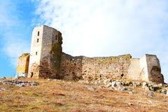 Καταστροφές IV αιώνας BCE Enisala Στοκ Εικόνες