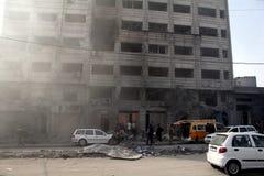 Καταστροφές khadra Abu Στοκ Εικόνα