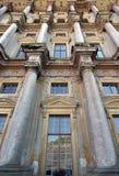 Καταστροφές Plumlov Castle Στοκ Εικόνες