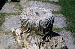 Καταστροφές Salona - ρωμαϊκή αρχαία πόλη Στοκ Εικόνα