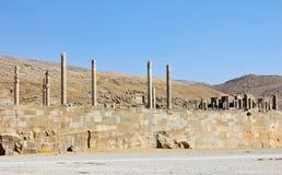 καταστροφές shiraz persepolis στοκ φωτογραφία με δικαίωμα ελεύθερης χρήσης
