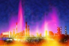 καταστροφή οικολογική Στοκ εικόνα με δικαίωμα ελεύθερης χρήσης