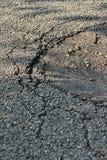 Καταστροφή σεισμού Στοκ φωτογραφία με δικαίωμα ελεύθερης χρήσης