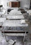 Καταστροφή 1986 του Τσέρνομπιλ Στοκ φωτογραφία με δικαίωμα ελεύθερης χρήσης