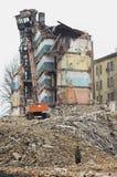 καταστροφή Στοκ εικόνες με δικαίωμα ελεύθερης χρήσης