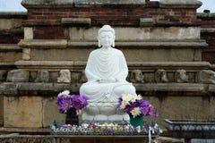 Καταστροφή Anuradhapura, Σρι Λάνκα Στοκ Φωτογραφίες