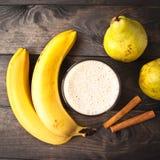 Καταφερτζής μπανανών και αχλαδιών Στοκ Εικόνες