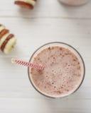 Καταφερτζής μπανανών φραουλών Στοκ Φωτογραφίες