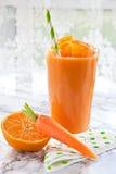 Καταφερτζής πορτοκαλιών και καρότων στοκ φωτογραφίες με δικαίωμα ελεύθερης χρήσης