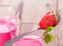 Καταφερτζής φραουλών Στοκ φωτογραφίες με δικαίωμα ελεύθερης χρήσης