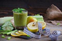 Καταφερτζής φρούτων και λαχανικών πρόγευμα υγιές Στοκ φωτογραφία με δικαίωμα ελεύθερης χρήσης