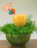 Καταφερτζής φρούτων της μπανάνας, του πορτοκαλιού, του ακτινίδιου και tangerine Στοκ Φωτογραφίες