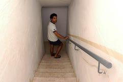 Καταφύγια βομβών - αποθήκες Στοκ εικόνες με δικαίωμα ελεύθερης χρήσης